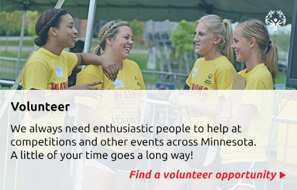 Link to volunteer webpage