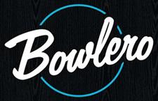 Bowlero bowling alley logo
