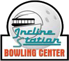 Incline Station bowling alley logo