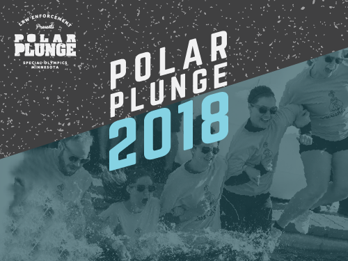 Join us for the 2018 Polar Plunge!