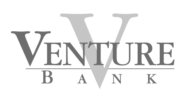 Venture Bank logo