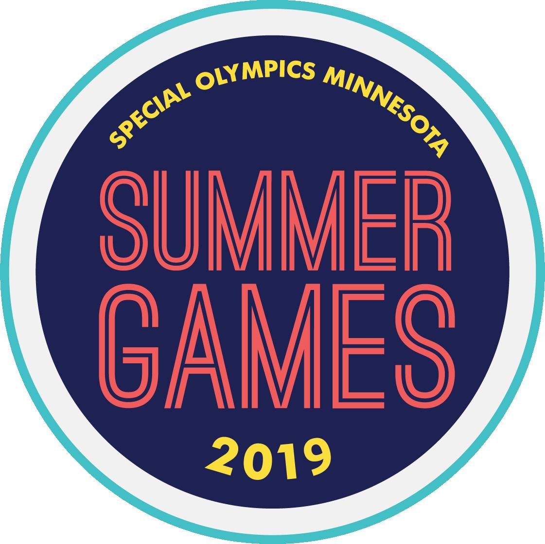 2019 Summer Games logo