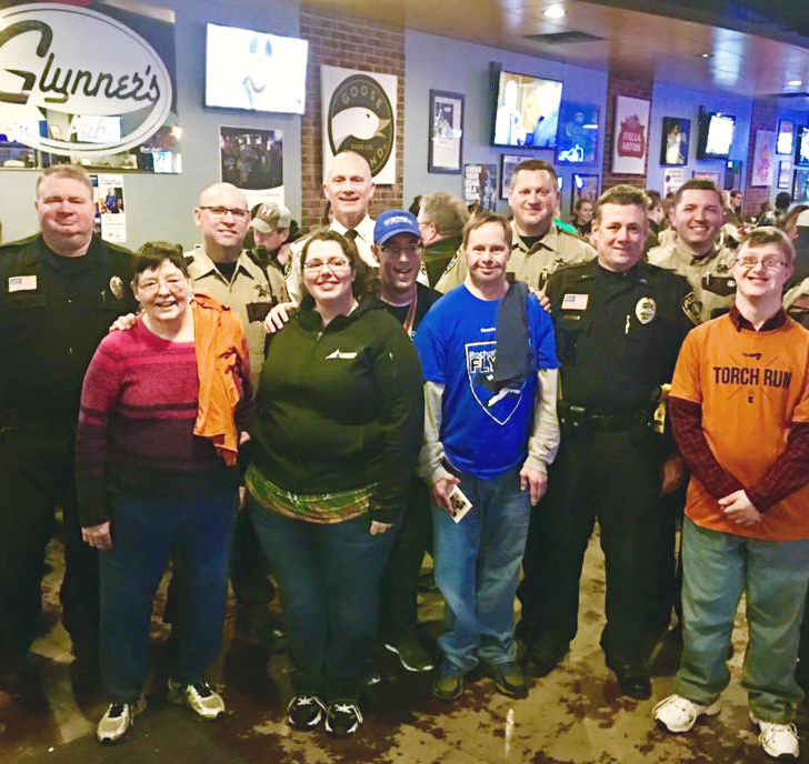 Rochester Tip-A-Cop - Special Olympics Minnesota
