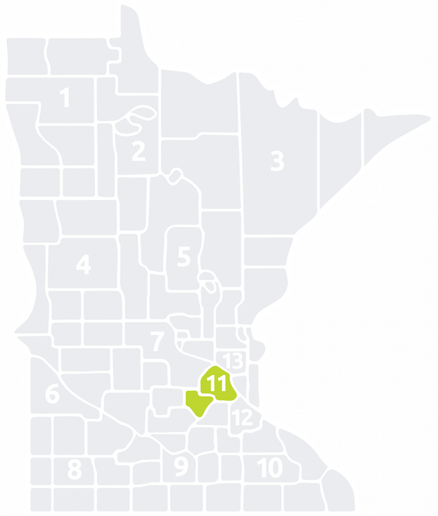 Special Olympics Minnesota Area 11 is located in the west part of the Twin Cities Metro